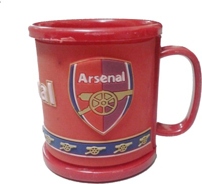 Merchant Eshop Arsenal Plastic Mug