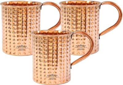 Indian Craft Villa ICV-C9-138 Copper Mug