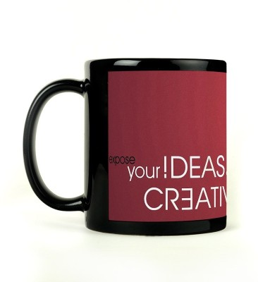 Shoperite Creative Ideas Ceramic Mug