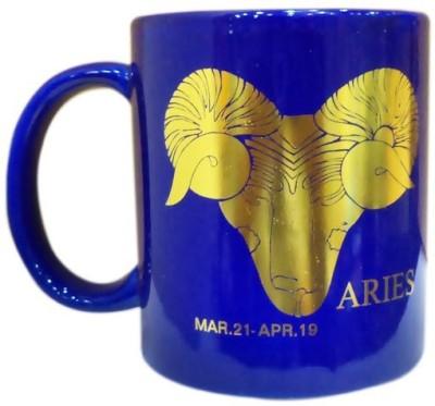 Icable Aries Zodiac Sign Coffee Ceramic Mug