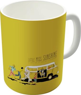 Dreambolic Little Miss Sunshine Ceramic Mug