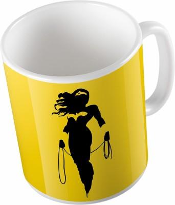 Uptown 18 Wonder Women Ceramic Mug