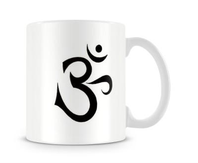 Tashanstreet Om - 1 Ceramic Mug