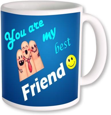 Heyworlds You are my Best Friend Ceramic Mug