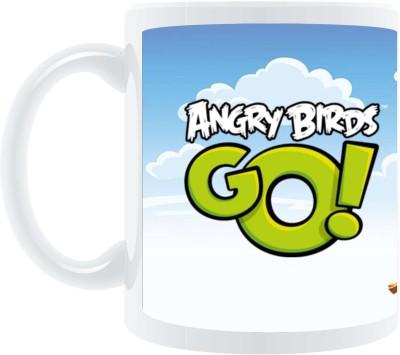 AB Posters Angry Bird (A) Ceramic Mug