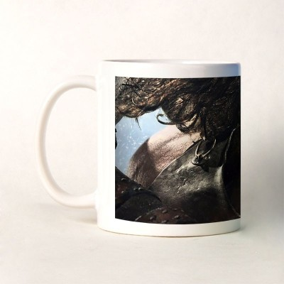 Shoperite Rock Hercules Ceramic Mug