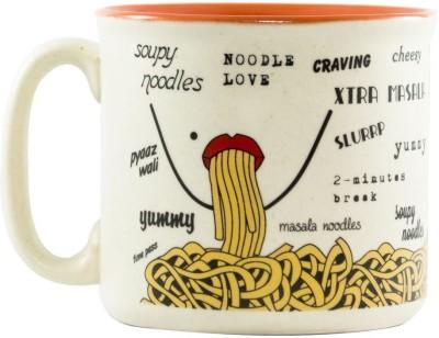 Ek Do Dhai Noodle Love Ceramic Mug