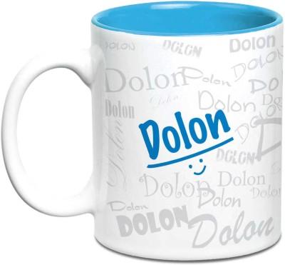 Hot Muggs Me Graffiti - Dolon Ceramic Mug