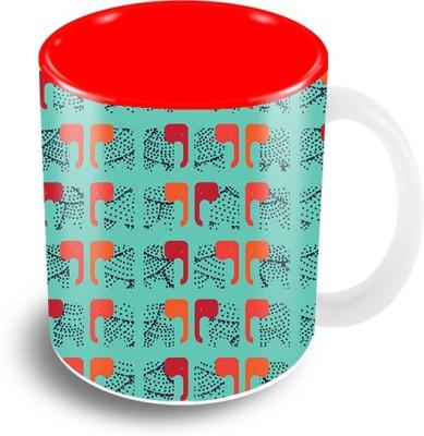 The Crazy Me Elephant Ceramic Mug