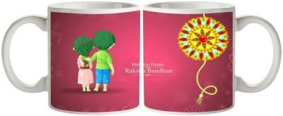 Artist Raksha Bandhan Rakhi MB-2097 Ceramic Mug