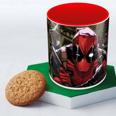 Posterboy Marvel Deadpool (Officially Licensed) Ceramic Mug