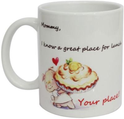 Gifts By Meeta GIFTS1955 Ceramic Mug
