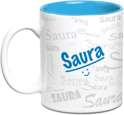 Hot Muggs Me Graffiti - Saura Ceramic Mug