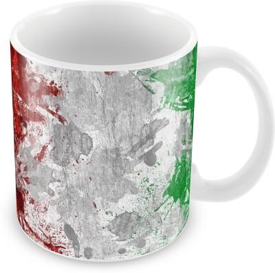 Prinzox Color Splashes Ceramic Mug