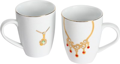 Christian Zanotti Jewelry Galore Ceramic Mug