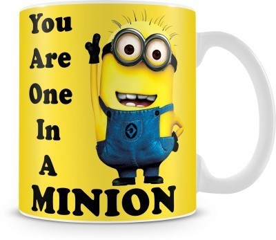 FI Vision You are one in a Minion Ceramic Mug