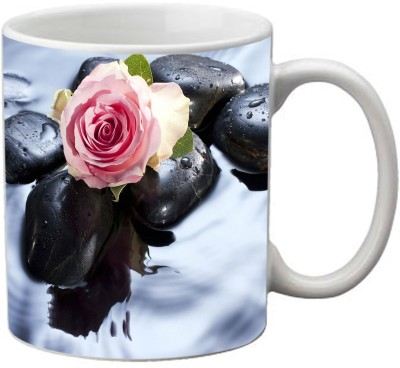 Romanshopping Rose  Bone China Mug