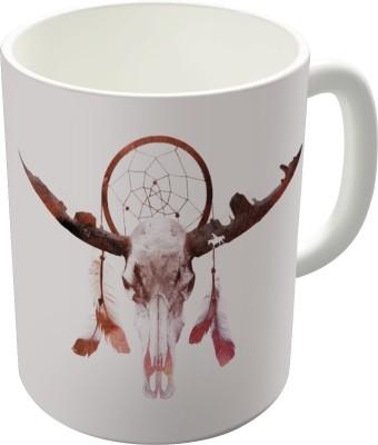 Dreambolic Deadly Desert Ceramic Mug