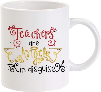 Lolprint Angels Teachers Day Ceramic Mug
