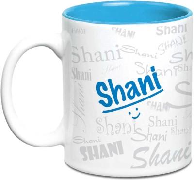Hot Muggs Me Graffiti - Shani Ceramic Mug