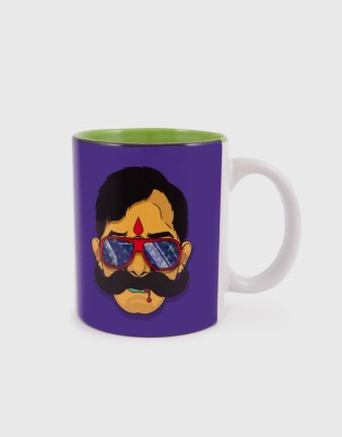 Kulture Shop Kultureshop Paanwala  Ceramic Mug
