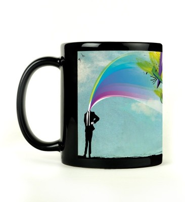 Shoperite Mind Outburst Ceramic Mug
