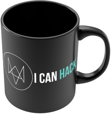 PosterGuy I Can Hack Nerd Designer Ceramic Mug