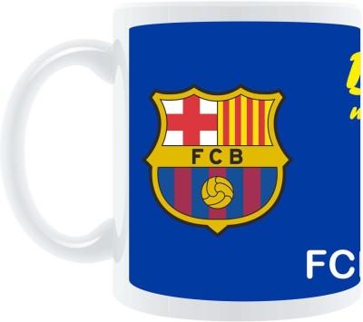 AB Posters Fc Barcelona Ceramic Mug