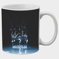 Printland Printland Water White Coffee 350 - ml Ceramic Mug best price on Flipkart @ Rs. 249