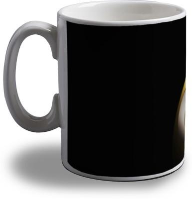 Artifa Big Eyes Porcelain, Ceramic Mug