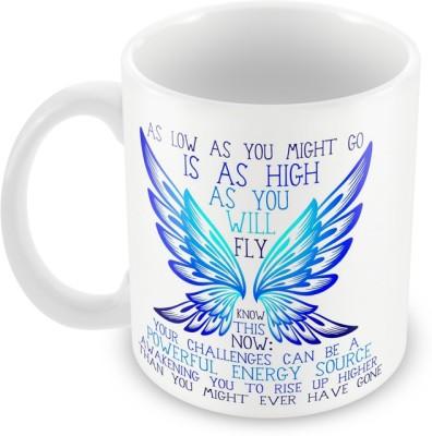 AKUP know-this-now Ceramic Mug
