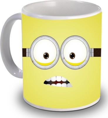 PSK Cute Minions 07 Ceramic Mug