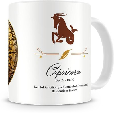 Print Haat Capricorn Zodiac Ceramic Mug