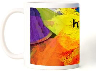 RM-WM-Holi-222 Holi  Ceramic Mug