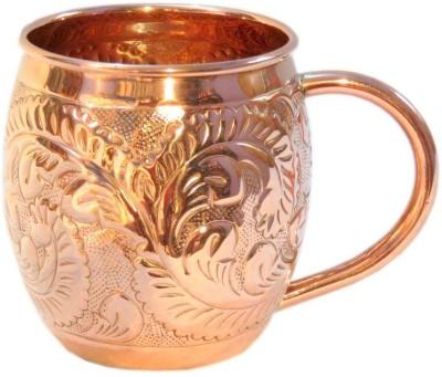 Indian Craft Villa ICV-C4-105 Copper Mug