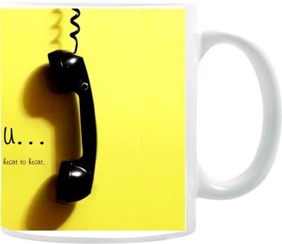 Oharish Missyou_01 Ceramic Mug