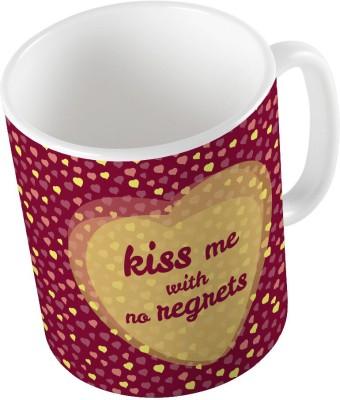 Little India Designer Romantic Easy to Carry Coffee  763 Ceramic Mug