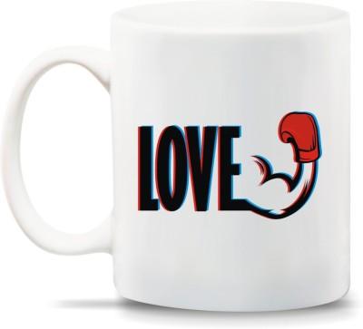 Chipka Ke Bol MUSBOX2C Ceramic Mug