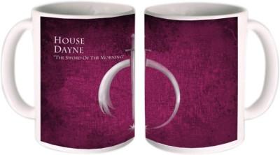 Shopkeeda House Dayne Ceramic Mug