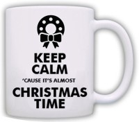 Muggies Magic Ornament Christmas Gift 11 Oz Ceramic-013 Ceramic Mug(325 ml) best price on Flipkart @ Rs. 449