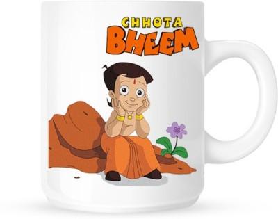G&G Chhota Bheem Thinking Ceramic Mug