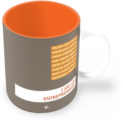 Thinkpot I Am An Entrepreneur Ceramic Mug