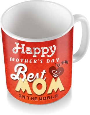 SKY TRENDS GIFT Happy Mother,s Day Best Mom Gifts For Mother,s Day Ceramic Coffee  Ceramic Mug