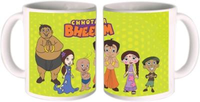 Shopkeeda Chhota Bheem Ceramic Mug