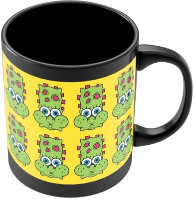 PosterGuy Quirky Character Design Cute and Quirky Ceramic Mug