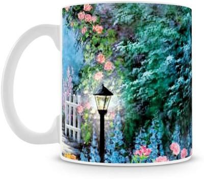 Saledart Mg529-Awesome View In Dreame Home Art Painting Ceramic Mug
