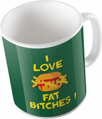Uptown 18 Coffee 014 Ceramic Mug
