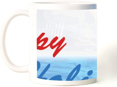 RM-WM-Holi-206 Holi  Ceramic Mug