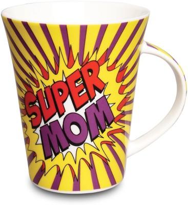 Its Our Studio Super Mom Ceramic  Ceramic Mug