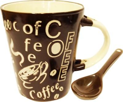 Gifts And Style Black China Ceramic Mug